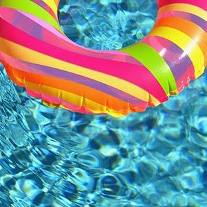 Giochi di piscina: per bambini e adulti