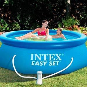 Intex easy set: quale piscina scegliere?