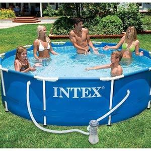 Migliori piscine gonfiabili Intex: prezzi e recensioni