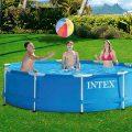 Riparazione piscina fuori terra Intex: cosa fare?