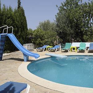 Scivoli per piscina fuori terra